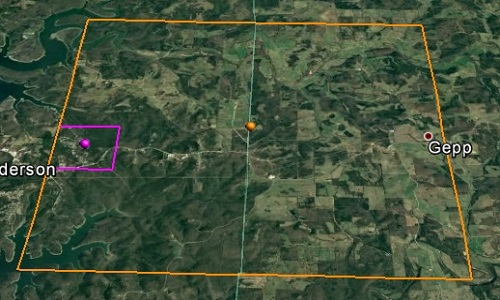 Property near Lake Norfork with Full of Trees Surrounds ...