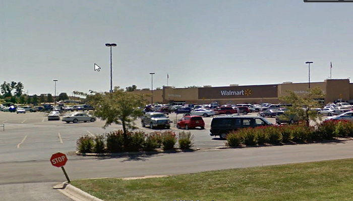 Walmart Supercenter is 11.7 miles or 19-minute ride.